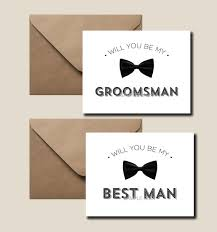 will you be my best will you be my best card will you be my groomsman ring
