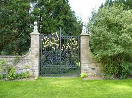 Walled Garden City Guilds by Birding For Pleasure Good Fences Mount Stewart Gardens