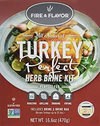 and flavor turkey brine flavor all turkey herb brine