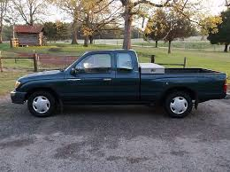 1998 toyota tacoma 2wd find used 1998 toyota tacoma 2wd xtracab in ben wheeler