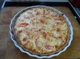 hervé cuisine quiche cuisine française quiche à la tomate thon et surimi