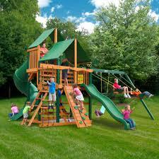 outdoors gorilla playsets gorilla playset kids swingsets