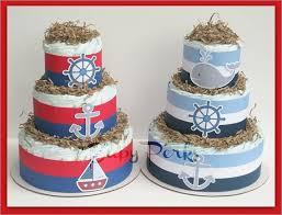 sailor baby shower decorations 4 mini nautical cake nautical baby shower sailboat