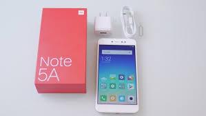 Redmi Note 5a Xiaomi Redmi Note 5a Specification Reviews Feature Price