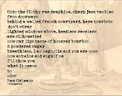 Louisiana travel poems images Southern gothic poetry romantic poetry southern literature jpg