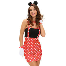 Minnie Mouse Halloween Costume Compare Prices Minnie Mouse Costumes Women Halloween