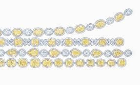 bracelet diamond yellow images Tiffany 39 s yellow diamonds the jewellery editor jpg