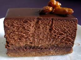 cuisine mousse au chocolat gâteau mousse au chocolat cuisine tunisienne حلوى بموس الشكولاتة