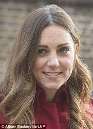 looking with grey hair how kate made her grey hair less apparent thanks to a six hour