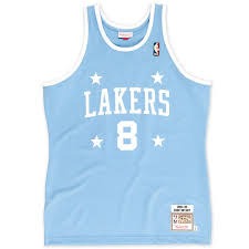 lakers light blue jersey bryant los angeles lakers mitchell ness 2004 2005 8 authentic