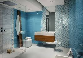 blue bathroom tile ideas 15 creative bathroom tiles ideas home design lover