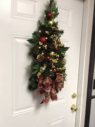 wall tree lighted wall tree cordless wreath wreaths