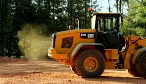 reversing fan cat 926m 930m 938m wheel loader operator tips