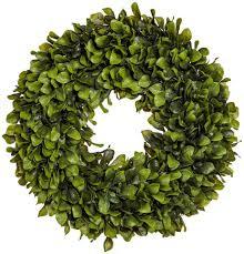 kunstpflanze lorbeerkranz o 36 cm gruen jpg formatz