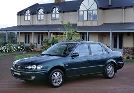toyota corolla 2001 sedan of toyota corolla sedan au spec 1999 2001