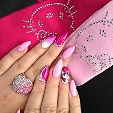 2o rhinestone nail art designs ideas design trends premium