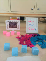 Decor Baby by Decor Baby Blocks Found At Dollar Tree My Gender Reveal Party