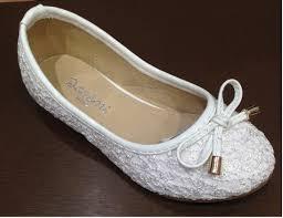 ballerine blanche mariage ballerines filles blanc mariage et ceremonie ceremonie express