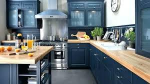 cuisine avec plan de travail en bois modele plan de travail cuisine cuisine modele plan de travail