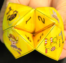 what to write on a paper fortune teller fortune teller game fortune teller game exercise fortune teller ex
