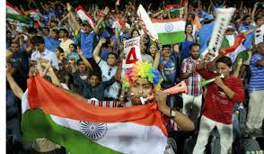 Cricket Flags How Cricket Bats For Democracy In India This Week In Asia