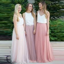 where to buy tulle cheap bridesmaid tulle skirt buy quality skirt directly from
