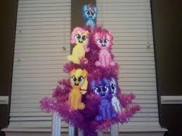 perler my pony mane six ornaments by perler pony on deviantart
