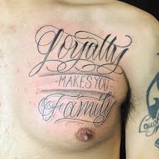 placement of loyalty tattoos types of loyalty tattoos i like ink