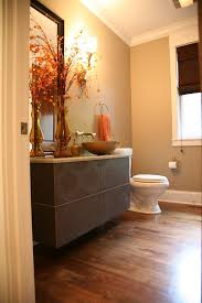 nantucket dune paint color powder room contemporary with floating