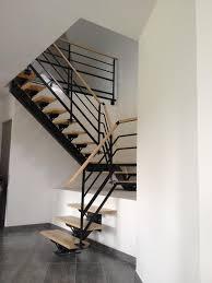 escalier design bois metal escalier metal bois