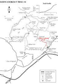 mt lemmon hiking trails map mount elden climbing hiking mountaineering summitpost
