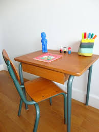 bureau vintage enfant bureau ecolier en bois bureau enfant pliable whatcomesaroundgoesaround