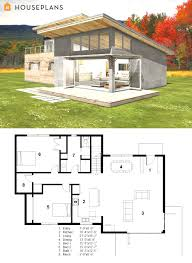 free house plans with basements small modern cabin house plan by freegreen energy efficient in