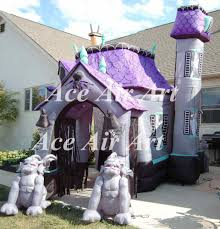 popular halloween inflatable houses buy cheap halloween inflatable