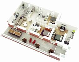 modern house design plans bedroom small efficient homes small 3 bedroom floor plans modern