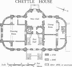 georgian architecture house plans chettle british history online