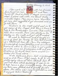 examples of diaries u0026 journals bgs 7 english
