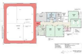 Dance Studio Floor Plans Intergenerational Community Center Town Of Randolph Ma