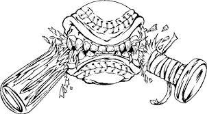 baseball bat tattoo free download clip art free clip art on
