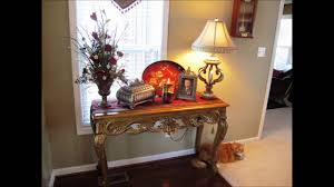 table decorating ideas foyer table decorating ideas