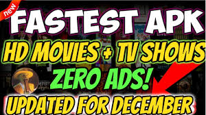 fastest apk for movies tv shows no ads no kodi firestick movie