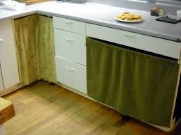 burlap kitchen cabinet curtains how to make kitchen curtains and