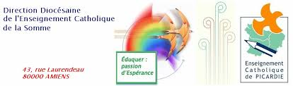 bureau de l education catholique enseignement catholique de la somme 43 rue laurendeau 80000