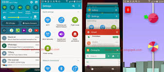 android 5 features samsung galaxy s5 the changes and new features in android 5 0 1