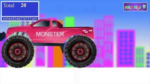 toddler monster truck videos monster trucks for children monster truck cartoons for children