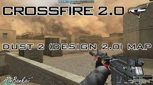 dust map crossfire 2 0 dust 2 design 2 0 map review