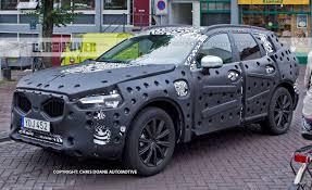 2018 volvo xc60 spy photos u2013 news u2013 car and driver