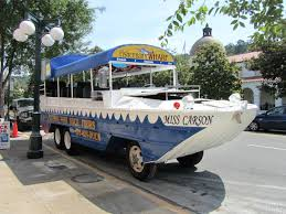 amphibious vehicle duck living our dream springs ar part iii duck here come the