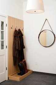 dc metro modern coat rack entry contemporary with shoe storage