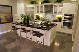 European Style Kitchen Cabinets by Eat In Kitchen Floor Plans Beautiful White Tiles Kitchen